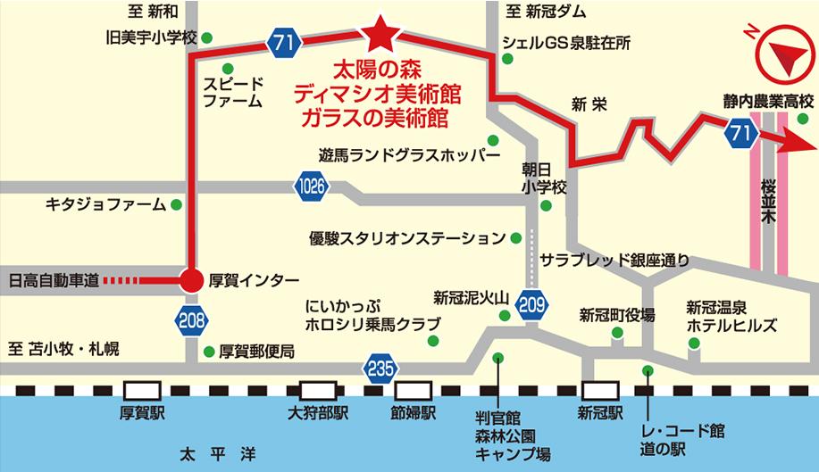ルート 地図